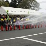 消防訓練(初期消火)